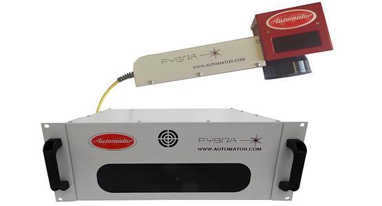 Značící a gravírovací laser Fybra