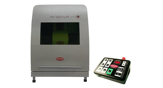 Laserový kryt Arena