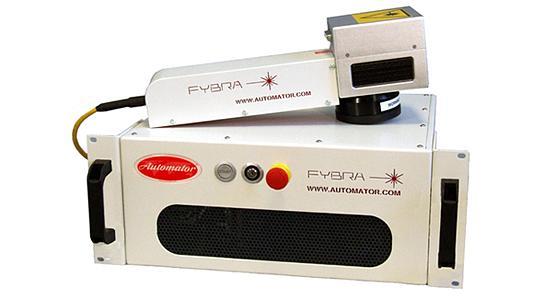 Fybra laser pro značení