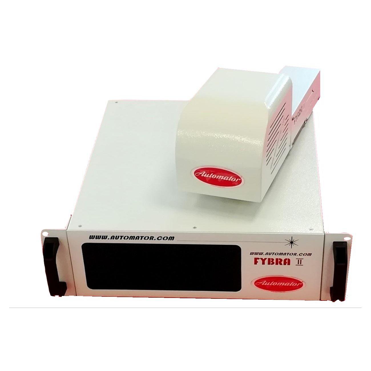 Značící vláknový laser Fybra II