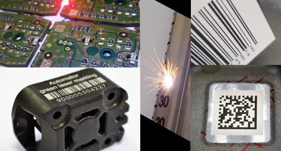Průmyslové značení Automator