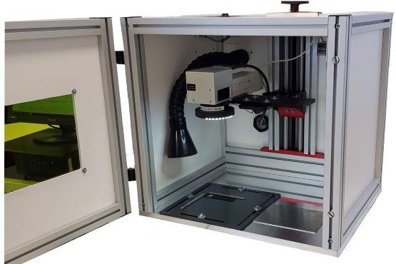 Pracoviště pro laserové značení