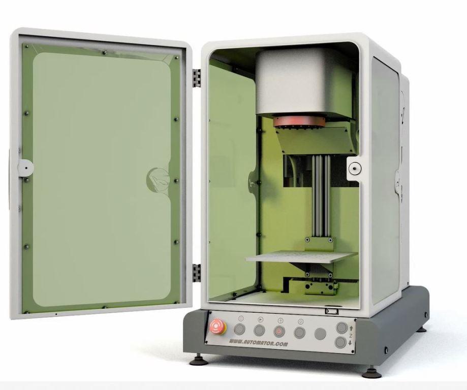 Pracoviště s laserem UBI Basic